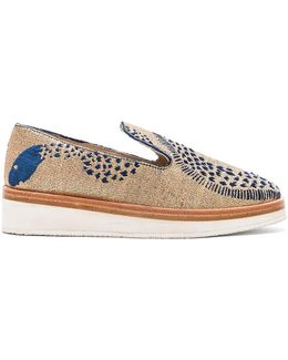 Snake Eyes Loafer