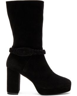 Iris Suede Boots