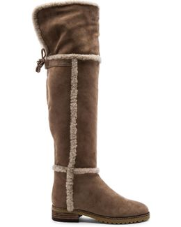Tamara Shearling Boot