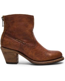 Leslie Artisan Short Boot