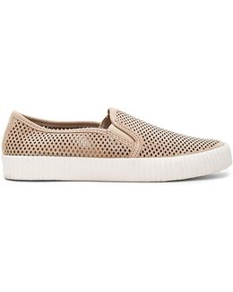 Camille Perforated Slip On