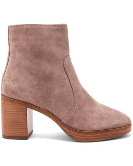 Joan Campus Bootie