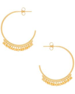 Chloe Mini Hoop Earrings