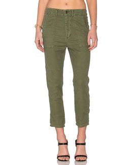 The Slouch Army Pant