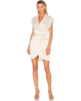 Cap Sleeve Shirt Dress