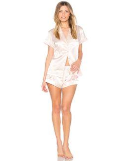 Rose Pyjama Set