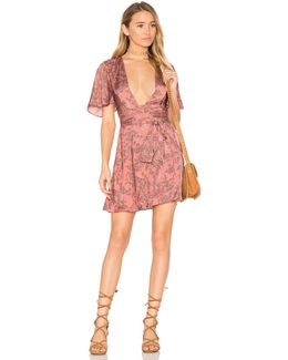 X Revolve Harper Wrap Dress