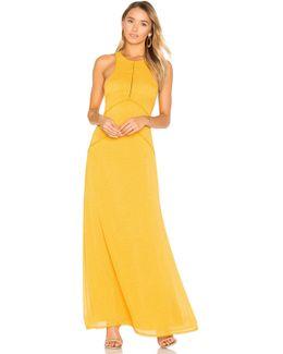 X Revolve Allegra Maxi Dress