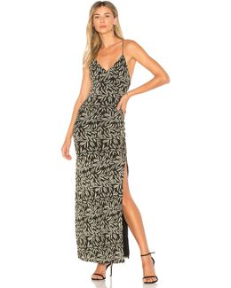 X Revolve Rae Crossback Dress