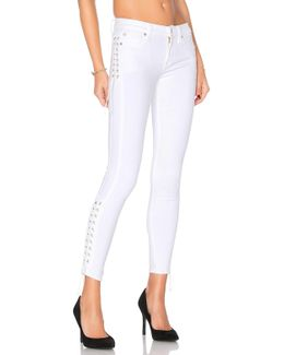 Suki Super-skinny Mid-rise Cropped Jeans