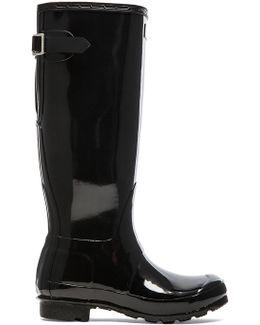 Original Back Adjustable Gloss Rain Boot