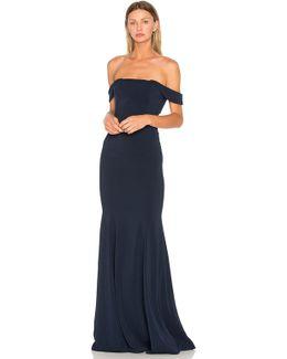 Biles Gown