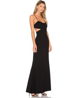 Flare Gown