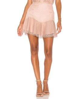 Samantha Combo Skirt