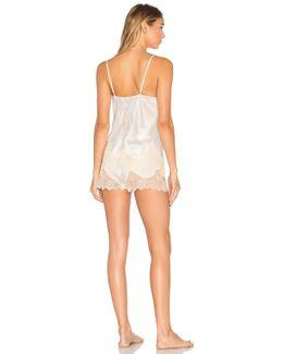 Mrs Short Pajama Set