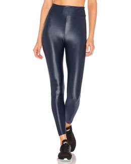 Lustrous High Rise Legging
