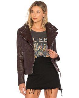 Lisa Leather Jacket