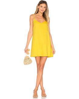 Spaghetti Mini Dress