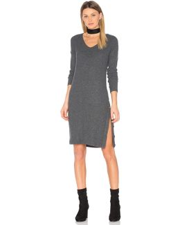 Snap Midi Dress