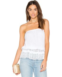 Blouson Lace Top