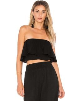 Blouson Tube Top