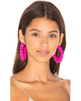 Candonga Hoop Earrings