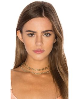 X Reovlve Murray Hill Choker