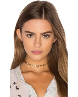 X Revolve City Lights Choker