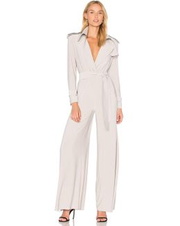 Trench Elephant Jumpsuit