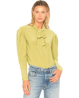 Long Sleeve Bow Shirt