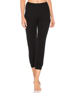 Feather Weight Rib Lounge Pants