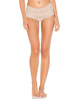 Italian Eco Lace Cheeky Brief