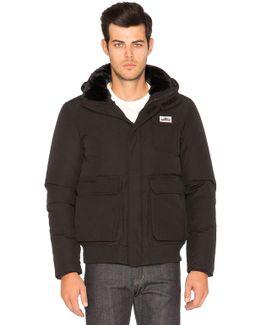 Hanford Faux Fur Collar Jacket