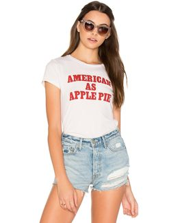 American As Apple Pie Tee