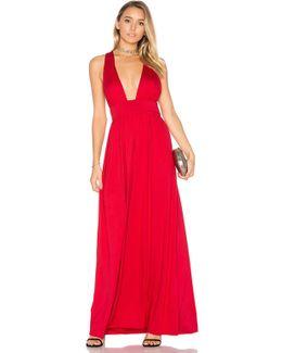 Dario Jersey Dress