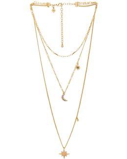 Stargazing Layered Necklace