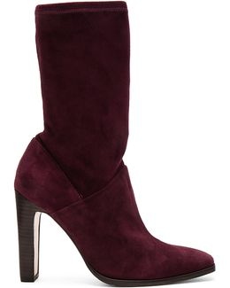 Lizzy Suede Boots