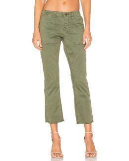 Peace Crop Pants