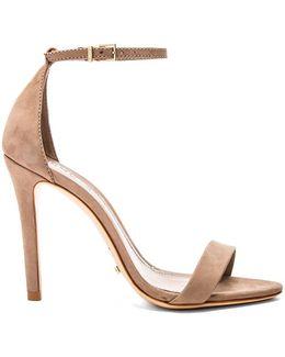 Cadey Lee Suede Sandals