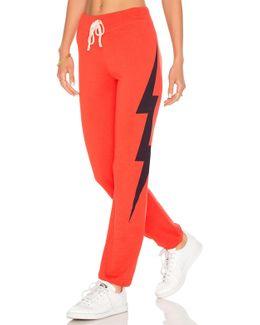 Lightning Bolt Sweatpants