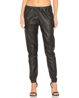 Camden Leather Pants