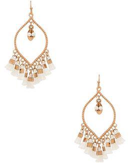 Mira Tassel Earring