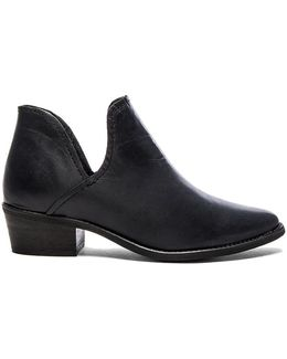 Austin Leather Ankle Boots