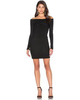 2 X 1 Rib Dress