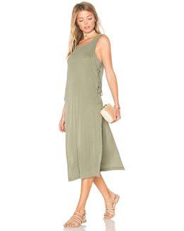 Sandwash Rib Dress