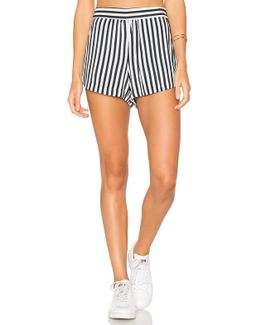 Boardwalk Stripe Short