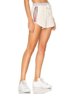 Vintage Roller Rugby Stripe Shorts