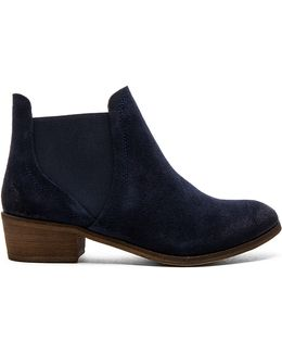 Henri Suede Boots