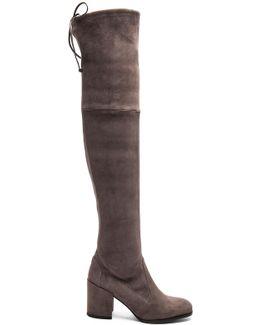 Tieland Suede Boots