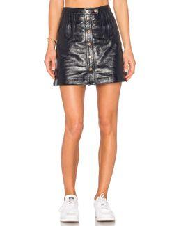 Tommy X Gigi Mini Skirt